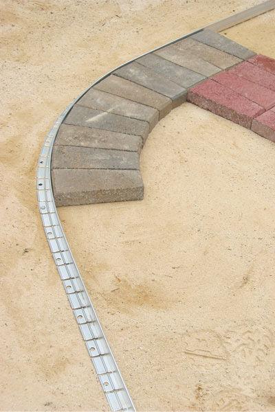 Link Edge Aluminium Garden Edging - Accessories