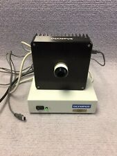 Zeiss Tv 23 063x Optronics Magnafire Ccd Camera Amp Power Supply Olympus 60806