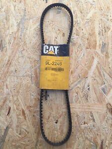 Caterpillar-Oem-Cogged-V-belt-9L-2248-Cat-Nos-V-Belt-9l2248