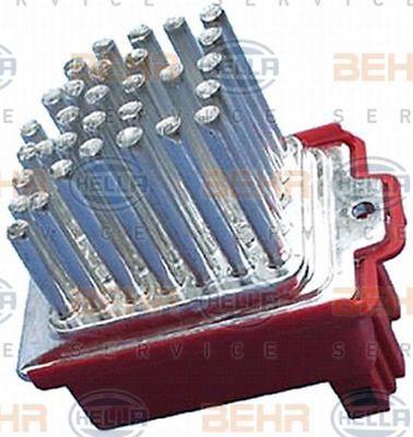 Amichevole Ventola Soffiatore Regolatore Resistore Per Galaxy I 1.9 2.0 2.3 2.8 95 - > 06 Behr-