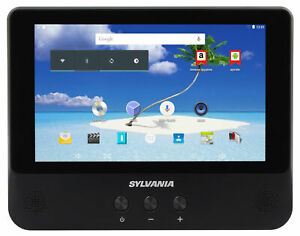 Sylvania-3-in-1-9-034-Portable-Touchscreen-1GB-RAM-8GB-Android-Tablet-amp-DVD-Combo