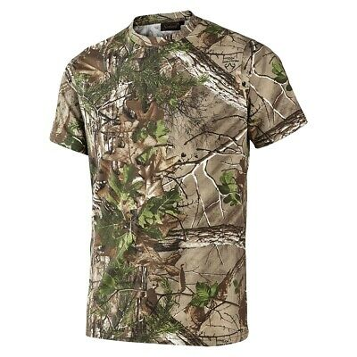 REALTREE AP Timber Camo T-shirt Short Sleeve Pigeon Shooting Decoying Fishing