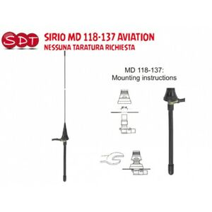 Sirio-Md-118-137-Aviation-No-Calibracion-Solicitud