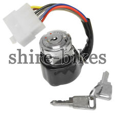 Reproduction 3 Position Ignition Switch for use with CZ100, Z50M, Z50A, Z50J1