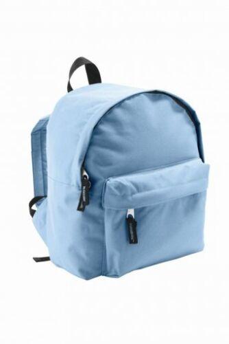 Personalised Kids Backpack Any Name FAIRY Text Girls School Bag Rucksack Dance