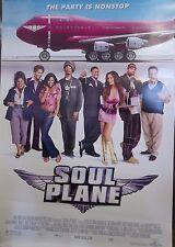 2004 Soul Plane Original Single Sided Movie Poster 27X40