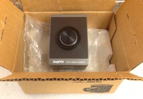 Sanyo VDC3800 CCTV Camera No A//C Adapter