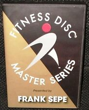 Fitness Disc Master Series 6 DVD Workout Set Frank Sepe 2009 Exercise GetInShape