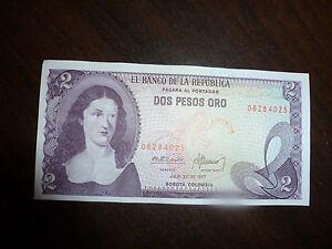 Billet De 2 Pesos De Colombia état Neuf A29jkpem-07224808-529936870