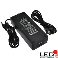 12v 12.5a 150w Ac/dc Power Adapter With 5.5x2.5mm Dc Plug And 2.1mm Adapter, Ul