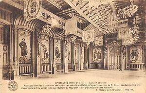 BR32258-Bruxelles-Hotel-Hotel-de-Ville-Salle-Gotique-belgium
