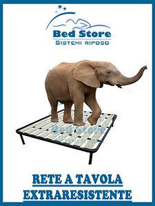 Rete A Tavole Rinforzate A Prova Di Elefante Per Materassi Matrimoniale Francese Casa, Arredamento E Bricolage