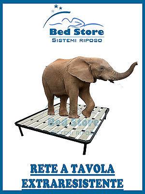 Casa, Arredamento E Bricolage Rete A Tavole Rinforzate A Prova Di Elefante Per Materassi Matrimoniale Francese