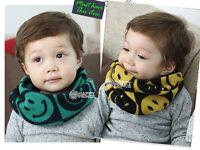 Pretty Warm Winter Cute Child Kids Baby Boy Girls Knit Scarf Wrap Neckerchief