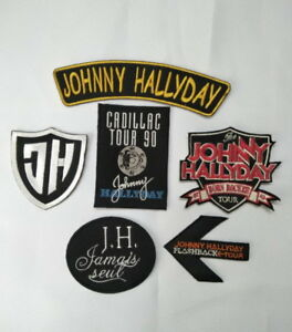 ECUSSON-PATCH-johnny-hallyday