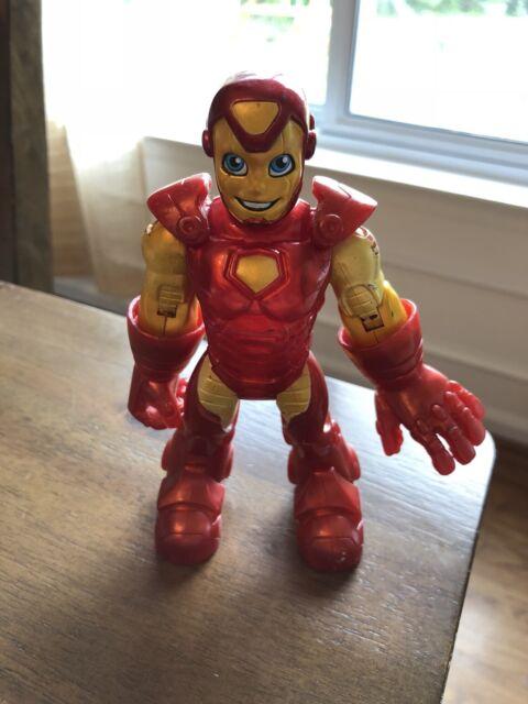 """2005 Toy Biz Spider-Man and Friends Iron Man 6"""" Action Figure (6)!"""