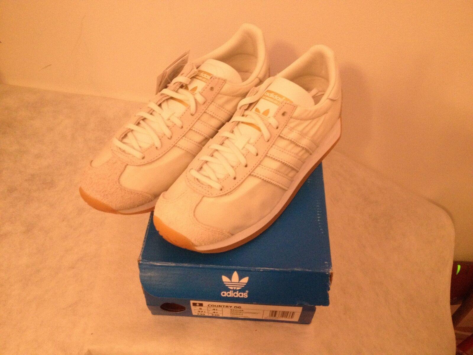 Adidas COUNTRY OG in 37 1 3 US 5 neu BNWT S32105 Retro Vintage