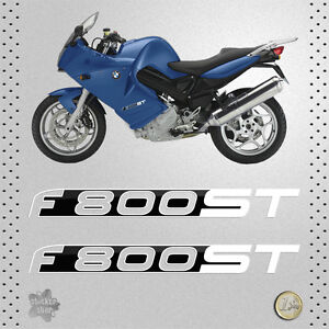 Sticker Bmw F 800 St Moto Pegatina Vinyl Decal Autocollant Aufkleber
