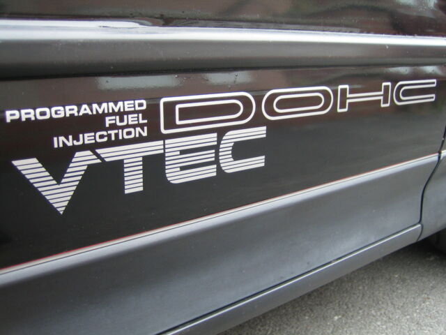 X2 jdm dohc vtec door decals for honda civic crx sir free pp