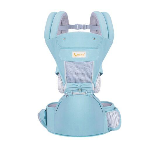 nfant Carrier Breathable Ergonomic Wrap Sling Backpack Carrier 3 Sof