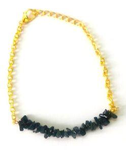 Tourmaline Bracelet Crystal Healing Fashion Jewelry Gift Wellness Accessory Luck