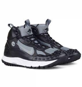 Zoom Grey Boots Sertig Misura allenamento 5 da Air Black Scarpe '16 Hiking 8 Nike qIq47