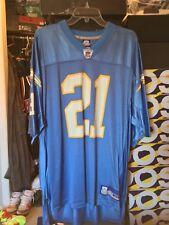f2856efe6 item 5 Ladainian Tomlinson San Diego Chargers Jersey sz XL Reebok nfl  replica 21 Rare -Ladainian Tomlinson San Diego Chargers Jersey sz XL Reebok  nfl ...