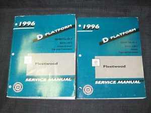 1996-Cadillac-Fleetwood-Shop-Manual-2-Vol-Set