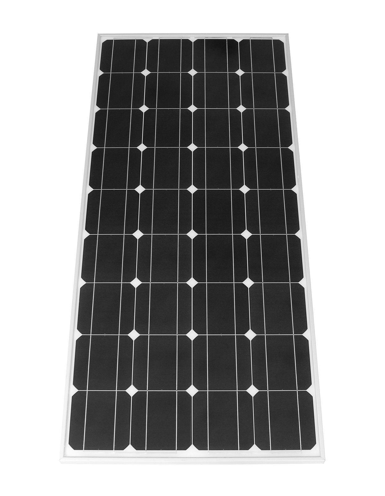 Solarmodul 150 Watt mono Solarzelle Solarpanel Photovoltaik TÜV Zertifikat