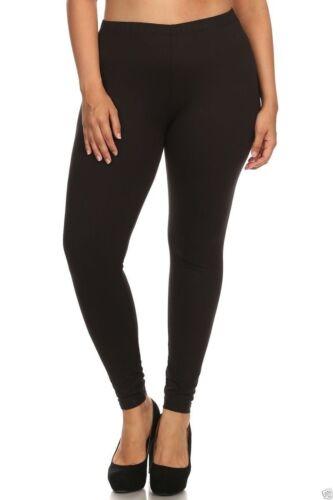 Chickster Brand Femme Pleine Longueur doux polaire doublé chaud Leggings