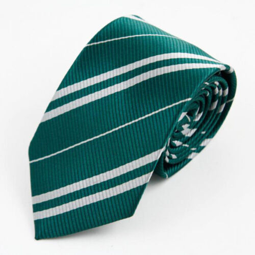 Cosplay Costume Striped Necktie College Style Neck Tie Harry Accessory Potter .