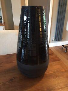 John Lewis Tall Ceramic Vase Ebay