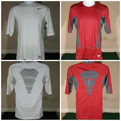 Nike Men/'s Dri Fit Pro Combat Hypercool Athletic Active Compression Shirt 451653