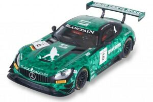 Scalextric E10284S300 MERCEDES AMG GT3 SPORTS CODE