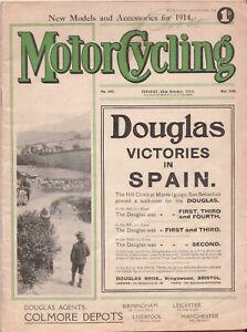 Motor-Cycling-No-207-1913-MAGAZINE-Vintage-Motorcycling-Motorcycle