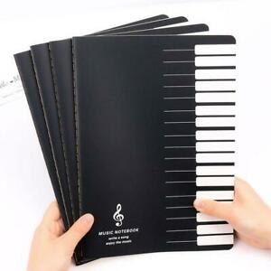 2020 Music Practice Notebook Piano Violin Book Universal Five-Line Notebook HOT