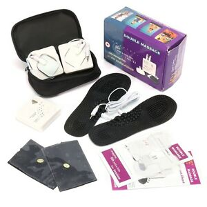 Portable-TENS-DR-HO-039-S-Dual-Muscle-Therapy-System-Nerve-Stimulator-Back-Knee-Foot