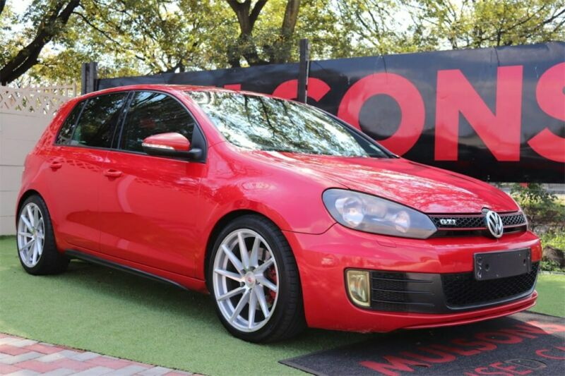 Volkswagen Golf VI 2.0 TSI GTI with 169900km available now!