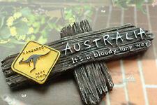 It's a bloody Long Way Australien Reiseandenken 3D Kühlschrankmagnete Magnet
