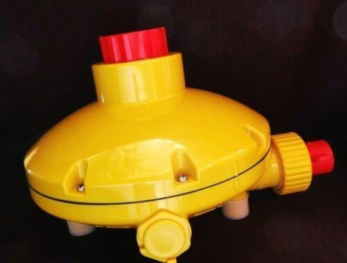 Lubing Drinking System Pressure Regulator Flush Breather 28 x 60mm Large Hanger