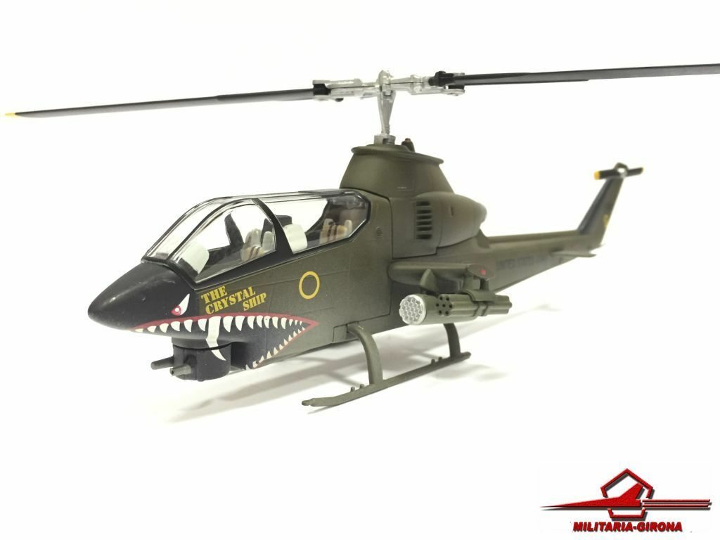 Corgi Aviation US51205 Bell AH-1G Cobra US Army 1st Cavalry  The Crystal Ship