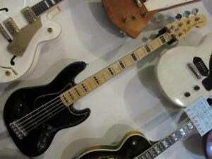 fender usa american deluxe 5 string jazz bass v 2011 ebay. Black Bedroom Furniture Sets. Home Design Ideas