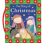 The Story of Christmas by Fiona Boon (Board book, 2013)