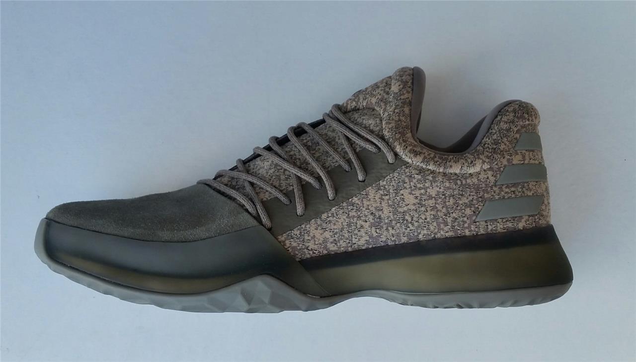 Adidas mens  james harden vol 1 basketball schuhe schuhe schuhe trainer new bw0550 uk 8 to 12 33fefd