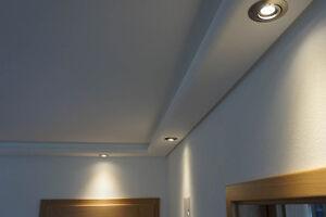 Indirekte Led Beleuchtung Wand Decke Stuck Leiste Lichtvouten