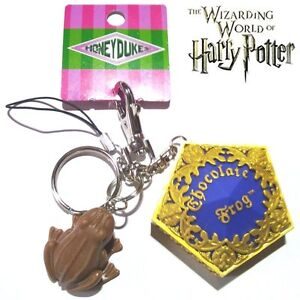 Chocolate Frog Cards