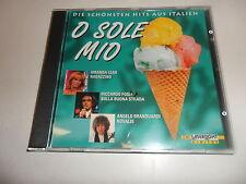 CD  O sole mio-Die schönsten Hits aus Italien