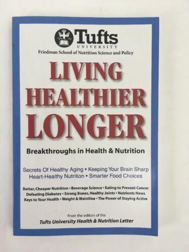 Living Healthier Longer : Breakthroughs
