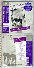 Deep Purple,The Now What?! Live Tapes(Bonus CD,Japanese Mini-Lp Sleeve,2 SHM-CD)