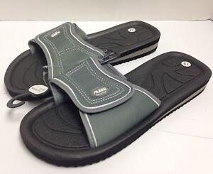 8215455f5d78 Image is loading Air-Balance-Men-039-s-Sandals-Slide-Slipper-
